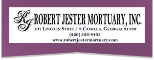 Robert Jester Mortuary
